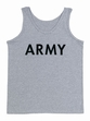 Physical Training  Wear: Grey Army Tank