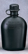 Canteens: G.I. 1 Quart Black