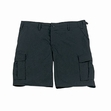 BDU Combat Shorts: Black
