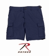 BDU Combat Shorts: Navy Blue