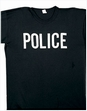 Police Double Sided Raid T-Shirt