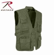 Plainclothes Concealed Carry Vest: Olive Drab
