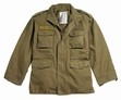 Vintage M-65 Field Jacket- Russet Brown
