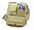 Shoulder Bag: M-51 Engineers Bag Vintage Khaki