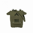 Shoulder Bag: Map Case with Patch Olive Drab
