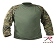 Military Combat Shirt- Digital