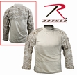 Military Combat Shirt-Desert Digital