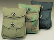 G.I. Canvas 2-Pocket Ammo Pouches