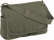 Shoulder Bag: Classic Messenger Olive Drab