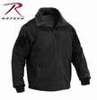 SPEC OPS Tactical Fleece Jacket-Black