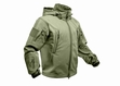 Special OPS Soft Shell Jacket- Olive Drab