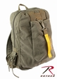 Vintage Flight Bag Olive Drab
