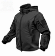 Special OPS Soft Shell Jacket-Black