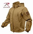 Special OPS Soft Shell Jacket-Coyote Brown