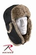 Fur Flyers Cap-Black